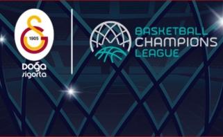 """""""Galatasaray"""" įvardijo sumą, kuria suviliojo FIBA Čempionų lyga"""