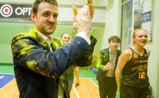 Kievinas: mano tikslas buvo, kad trofėjai grįžtų į mano miestą Vilnių