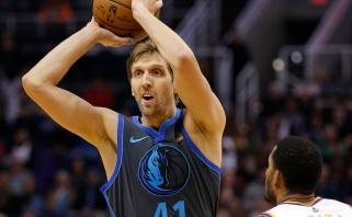Gyva Vokietijos legenda įsirašė į NBA istoriją, Hardenas užtemdė Karalių