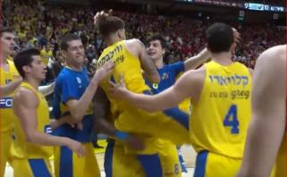 """""""Maccabi"""" tik paskutinėmis sekundėmis prasimušė į finalą"""