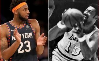 M.Robinsonas: tai reiškia, kad pagerinau NBA rekordą pagal pataikymą iš žaidimo?