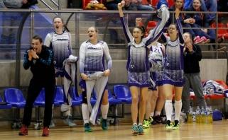 """Netikėtas siurprizas: """"Hoptrans-Sirenos"""" eliminavo čempiones ir žengė į LMKL finalą"""