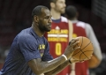 """""""Cavaliers"""""""" po pratęsimo triumfavo Čikagoje, Los Andželo derbį laimėjo """"Clippers"""""""