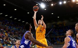 """Eurolygos debiutantė """"Gran Canaria"""" iškovojo trečią pergalę iš eilės"""