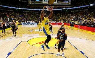 """""""Maccabi"""" palikęs T.Blackas gali tapti R.Kurtinaičio auklėtiniu"""