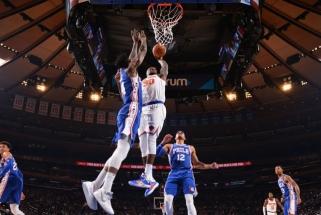 NBA Top 10 viršūnėje - monstriški R.Gay'aus ir J.Randle'o dėjimai