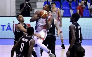 Prienų klube - FIBA Europos taurėje siautėjęs aukštaūgis