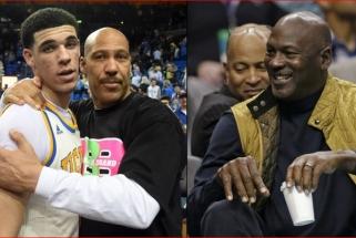 """L.Ballas - Jordanui: sujunk tris mano sūnus savo komandoje, ir """"Hornets"""" taps čempionais"""