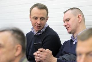 Iš Kinijos grįžęs M.Šernius vėl vadovaus Lietuvos komandai