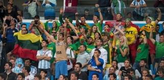 Po Lietuvos krepšininkų pralaimėjimo – argentiniečių keiksmų lavina