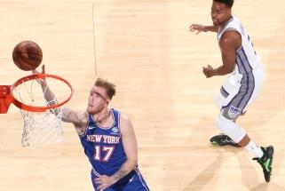 """Rezultatyviausias ir naudingiausias Brazdeikis neišgelbėjo – """"Knicks"""" palūžo lemiamame kėlinyje"""