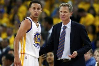 S.Kerras: kreipiausi į Curry motiną paprašyti, kad sūnus daugiau neprasiženginėtų