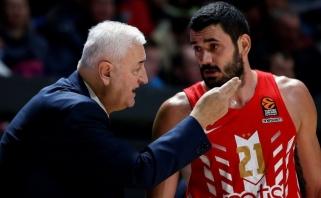 Žalgiriečiai tramdys įsibėgėjusius Serbijos čempionus