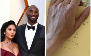 K.Bryanto žmona savo gimtadienio išvakarėse atrado prieš žūtį rašytą vyro laišką