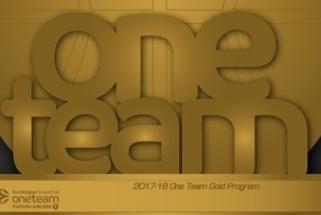 """""""Žalgiriui"""" - dar vienas Eurolygos skirtas 'One Team"""" apdovanojimas"""