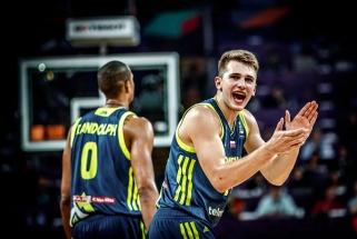 """""""Eurobasket 2017"""" epizodų dešimtukas - be lietuvių (video)"""