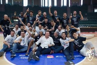 """Legendinis """"Fortitudo"""" klubas grįžta į Europos turnyrus - rungtyniaus Čempionų lygoje"""