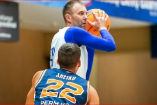 """""""Neptūnas"""" nugalėjo K.Maksvyčio treniruojamą Rusijos klubą"""