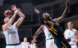 """""""Panathinaikos"""" pasirašė kontraktą su NBA dėjimų konkurso nugalėtoju"""