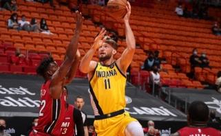 """Įspūdingai atakavę """"Pacers"""" su Saboniu paliko šlapią vietą iš NBA vicečempionų"""
