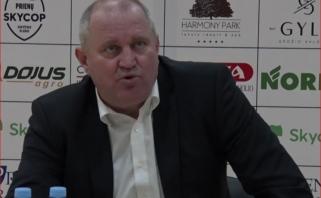 """""""Neptūnas"""" ir be lyderio J.Granto išsivežė pergalę iš Prienų (video komentarai)"""