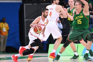Ispanijos krepšinio legenda J.Carlosas Navarro padės rinktinei Eurobasket2017