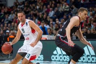 M.Kalnietis veikiausiai ir kitą sezoną liks Krasnodare