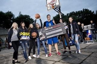 Aiškus Lietuvos atstovas gatvės krepšinio turnyre Stambule