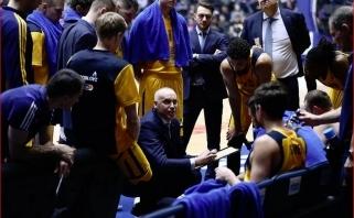 """Prieš mūšį su """"Real"""" apie ekipos problemas prabilęs Kurtinaitis: privalome išlikti kartu"""