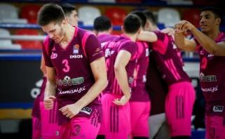 """""""Anadolu Efes"""" gretose Šanli pakeis jaunasis Adrijos lygos MVP"""