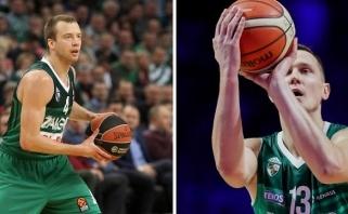 L.Lekavičius ir P.Jankūnas - Eurolygos naudingiausiųjų trejete
