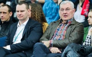 M.Špokas: rinktinės treneris galės dirbti klube, nes LKF moka juokingus pinigus