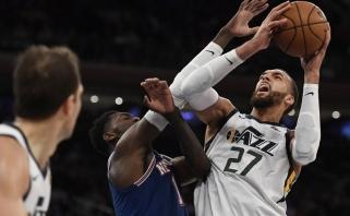 Koronavirusas įsiskverbė ir į NBA - varžybos stabdomos neribotam laikui