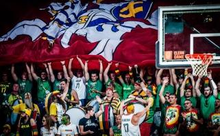 """Lietuvos rinktinė baigė pasirodymą """"Eurobasket 2017"""" (konferencijos video)"""