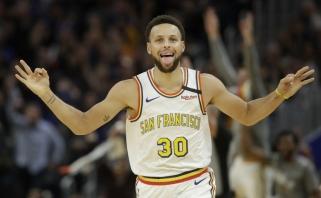 "NBA: S.Curry sugrįžimas, ""Rockets"" neatlaikė ""Clippers"" kapelos ritmo"