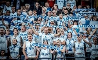 Suomija iškovojo ketvirtą pergalę Europos čempionate ir susitiks su italais