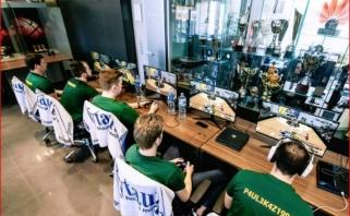 Esporto varžybose Lietuvos rinktinė nusileido latviams