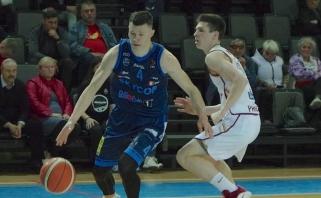 Prienų klubas keis trenerį, pavadinimą, sieks išlaikyti Ž.Janavičių ir M.Lukauskį