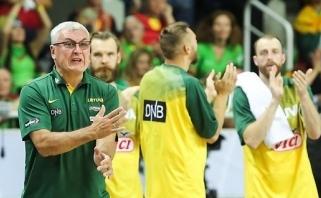 Eurobasket trečios dienos apžvalga