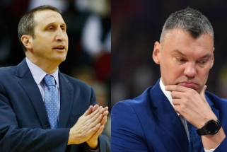 CSKA jau ieškomas naujas treneris: vis garsiau kalbama apie Š.Jasikevičių
