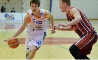 NKL savaitės MVP tapo šešiolikmetis (naudingiausių penketas, video)