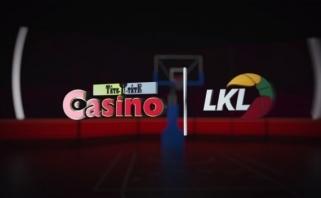 Tete-a-Tete Casino-LKL Protų kovos: Ž.Urbonas prieš A.Sireiką (video)