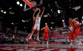 """NBA Vasaros lygoje """"Žalgirio"""" naujokas - vėl rezultatyviausias mačo žaidėjas"""