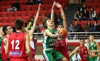 Startuoja krepšininkų atranka į sporto gimnazijas