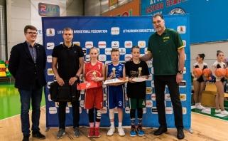 Pirmą kartą surengtame Lietuvos mokyklų 3×3 čempionate triumfavo šiauliečiai