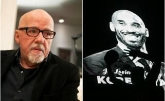 Paulo Coelho sunaikino su Bryantu rašytos knygos rankraštį