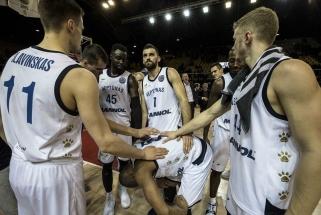 """""""Neptūnas"""" FIBA Čempionų lygos rungtynėse versis be L.Williamso"""