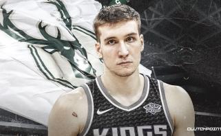 """NBA nubaudė """"Bucks"""" už neteisėtą sandėrį su Bogdanovičiumi"""