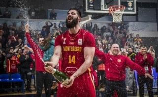 Dramos Juodkalnijoje neišgyvenę latviai Pasaulio taurėje nežais