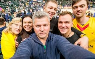 """Lietuvio įspūdžiai iš NBA arenos: dėmesys D. Saboniui ir žiūrovų """"reikalai"""""""